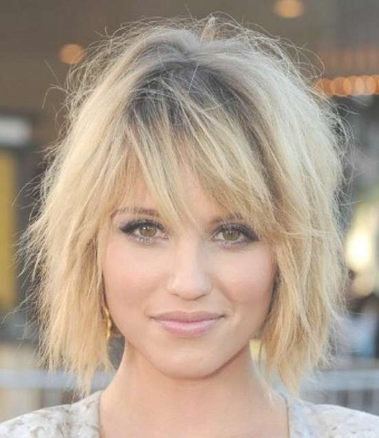 26 Popular Messy Bob Haircuts You May Love To Try! In Messy Bob Haircuts (View 6 of 15)
