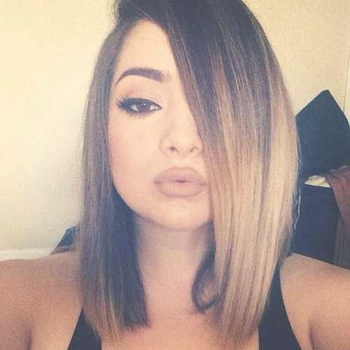 26 Popular Ombre Bob Hairstyles – Ombre Hair Color Ideas – Pretty In Bob Hairstyles With Ombre (View 13 of 15)