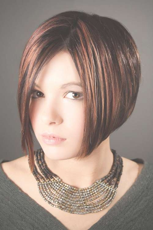 27 Cute Short Hairstyles For Teenage Girls – Cool & Trendy Short Regarding Bob Haircuts For Teenage Girl (View 9 of 15)