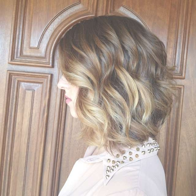 27 Long Bob Hairstyles – Beautiful Lob Hairstyles For Women Regarding Bob Hairstyles With Blonde Highlights (View 15 of 15)