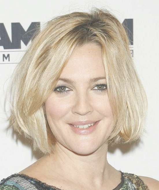 27 Mind Blowing Bob Haircuts For Fine Hair With Regard To Drew Barrymore Bob Hairstyles (View 6 of 15)