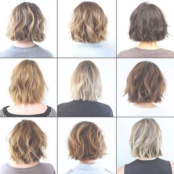 28 Best New Short Layered Bob Hairstyles – Page 4 Of 6 – Popular Throughout Shoulder Length Curly Bob Haircuts (View 8 of 15)