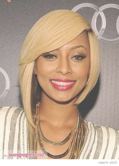 28 Stunning Keri Hilson Blonde Hairstyles – Wodip In Keyshia Cole Bob Hairstyles (View 14 of 15)