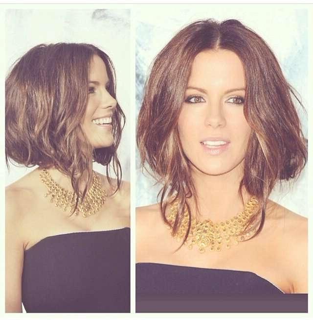 Featured Photo of Kate Beckinsale Bob Haircuts