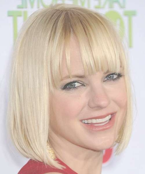 29 Cute Bob Hairstyles For Round Faces For Cute Bob Haircuts For Round Faces (View 12 of 15)