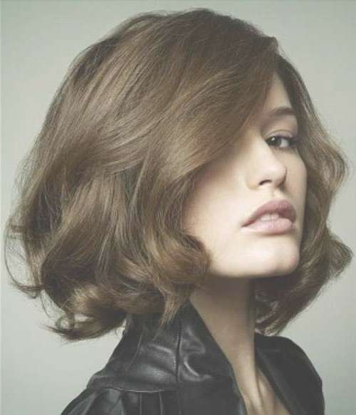 30+ Best Brown Bob Hairstyles | Bob Hairstyles 2017 – Short Inside Brown Bob Haircuts (View 14 of 15)