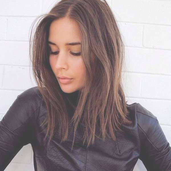 Photo gallery of brunette long bob haircuts showing 14 of 15 photos 30 brunette hairstyles for women most fancy and classy style to regarding brunette long bob winobraniefo Choice Image