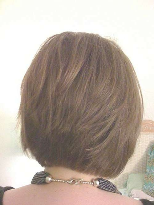 30 Popular Stacked A Line Bob Hairstyles For Women | Styles Weekly Within Back Views Of Short Bob Haircuts (View 12 of 15)