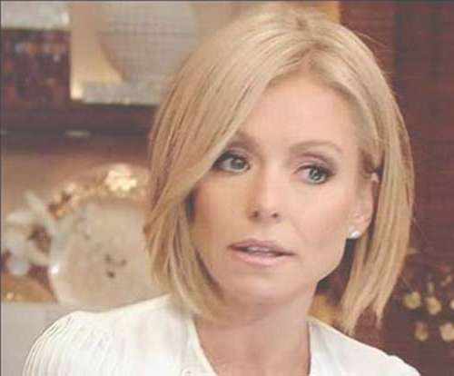 30 Short Bobs 2015 – 2016 | Bob Hairstyles 2017 – Short Hairstyles For Kelly Ripa Bob Hairstyles (View 8 of 15)