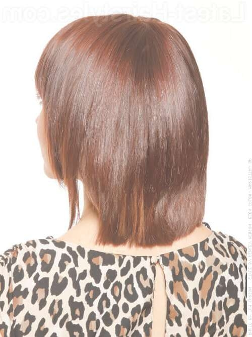 30Layered Bob Hairstyles So Hot We Want To Try All Of Them In Back View Layered Bob Haircuts (View 11 of 15)