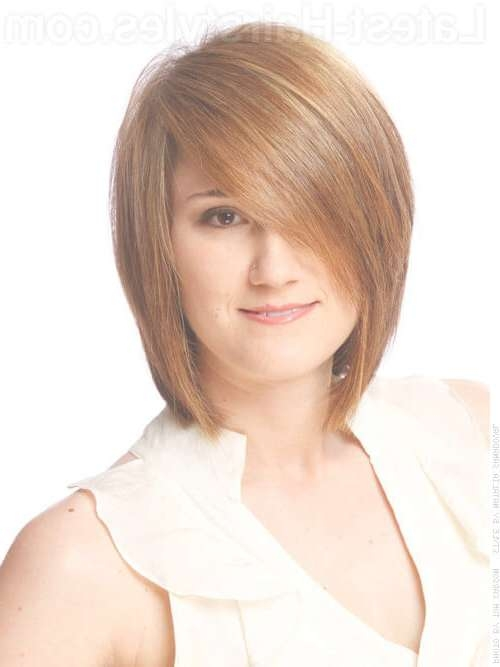 30Layered Bob Hairstyles So Hot We Want To Try All Of Them Inside Bob Haircuts With Bangs And Layers (View 13 of 15)