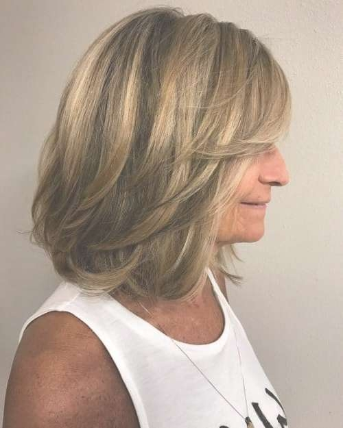 30Layered Bob Hairstyles So Hot We Want To Try All Of Them With Blonde Layered Bob Hairstyles (View 11 of 15)