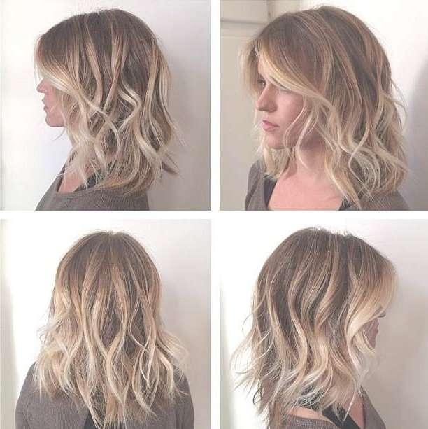 31 Gorgeous Long Bob Hairstyles | Page 3 Of 3 | Stayglam Intended For Curly Long Bob Haircuts (View 14 of 15)