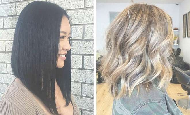 31 Gorgeous Long Bob Hairstyles   Stayglam With Long Bob Haircuts (View 12 of 15)
