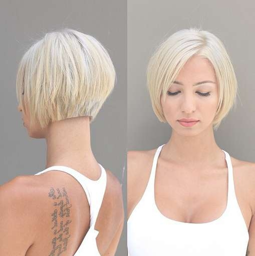 31 Superb Short Hairstyles For Women – Popular Haircuts Intended For Short Funky Bob Haircuts (View 5 of 15)