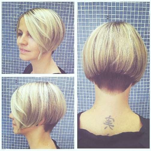31 Superb Short Hairstyles For Women – Popular Haircuts With Funky Short Bob Hairstyles (View 8 of 15)