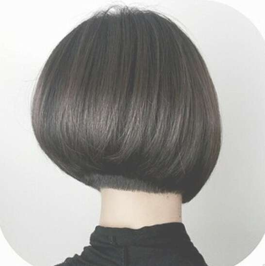 32 Latest Bob Haircuts For The Season – Pretty Designs Intended For Back View Of A Bob Haircuts (View 13 of 15)
