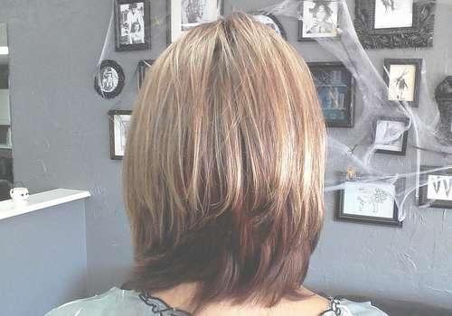 33 Sweet Layered Bob Haircuts   Creativefan In Layered Long Bob Haircuts (View 12 of 15)