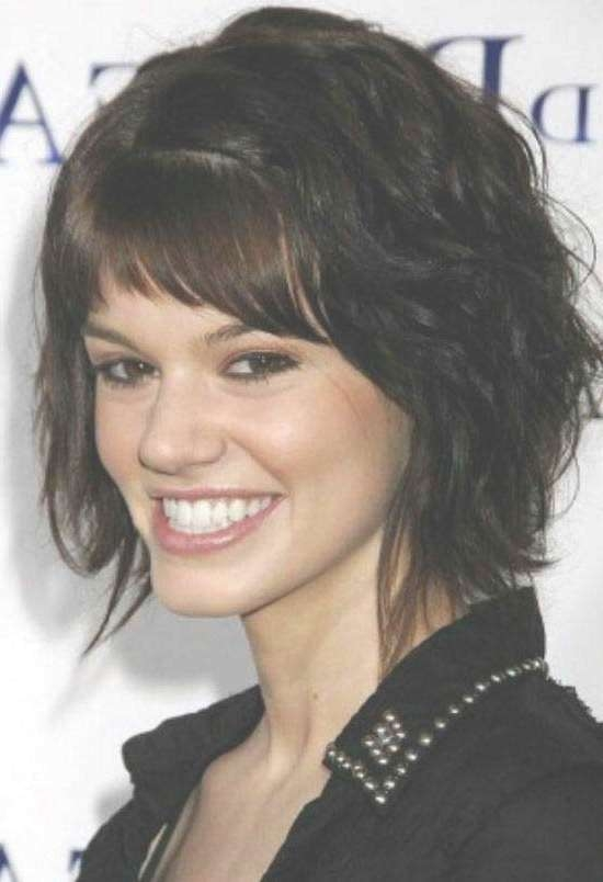 35 Awesome Bob Haircuts With Bangs U2013 Makes You Truly Stylish For Bob  Haircuts For Thick