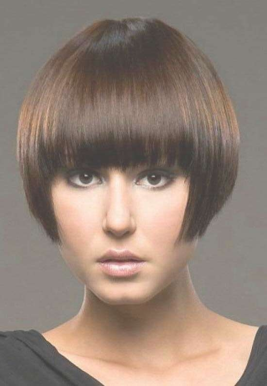 35 Awesome Bob Haircuts With Bangs – Makes You Truly Stylish For Very Short Bob Hairstyles With Bangs (View 4 of 15)