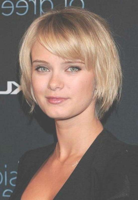35 Awesome Bob Haircuts With Bangs – Makes You Truly Stylish With Blonde Bob Haircuts With Bangs (View 11 of 15)