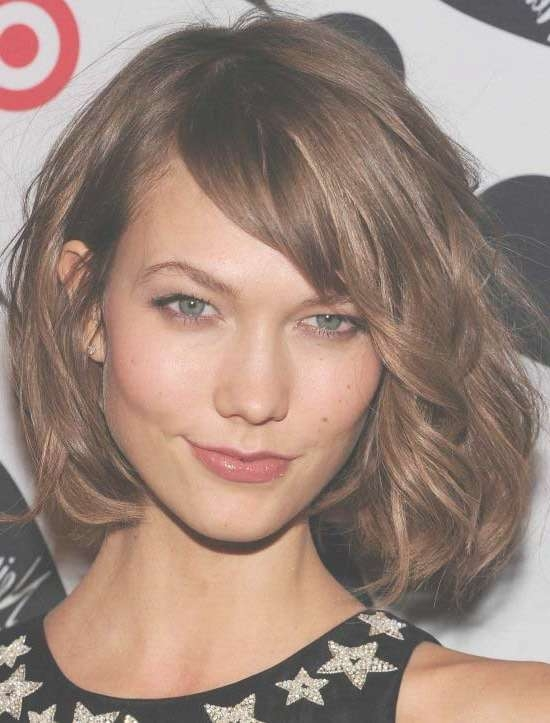 35 Awesome Bob Haircuts With Bangs – Makes You Truly Stylish Within Bob Haircuts With Side Swept Bangs (View 15 of 15)