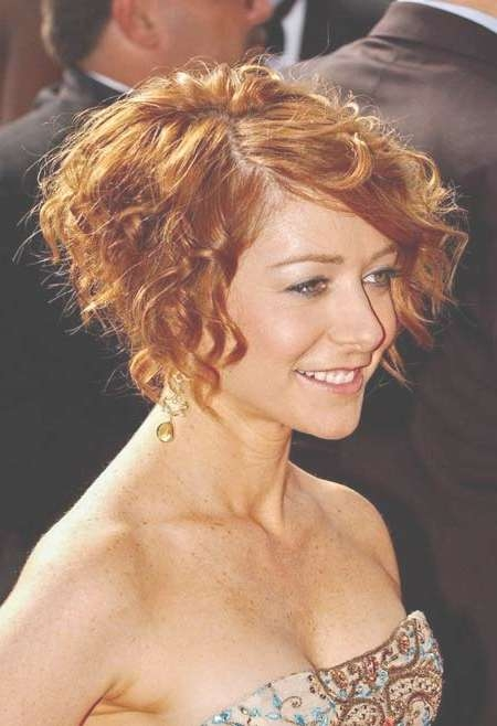 35 Best Short Curly Hairstyles 2013 – 2014 | Short Hairstyles 2016 With Regard To Curly Short Bob Haircuts (View 12 of 15)