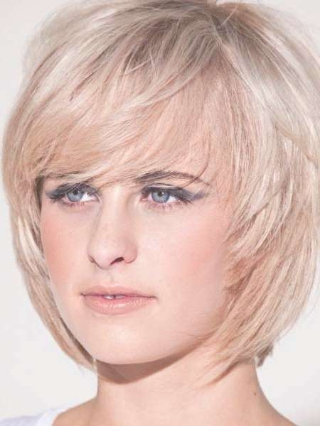 Featured Photo of Layered Short Bob Hairstyles