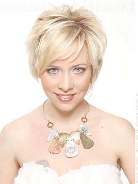35 Layered Bob Hairstyles | Short Hairstyles 2016 – 2017 | Most Within Blonde Layered Bob Hairstyles (View 15 of 15)