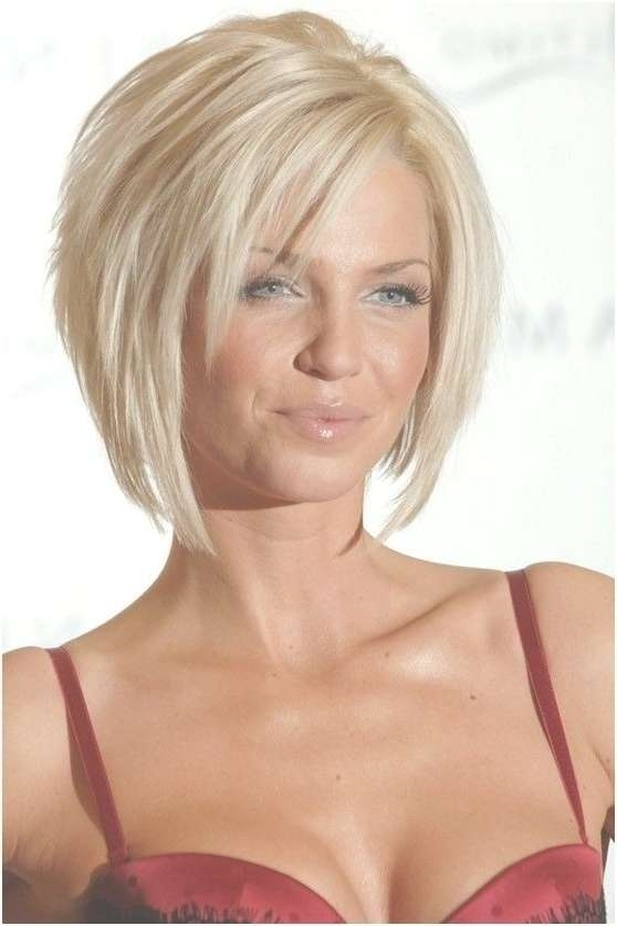 35 Pretty Hairstyles For Women Over 50: Shake Up Your Image & Come With Bleach Blonde Bob Hairstyles (View 11 of 15)