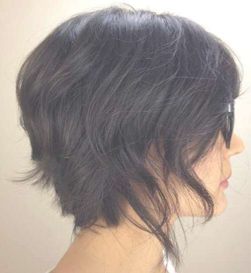 35 Short Haircuts For Thick Hair | Short Hairstyles 2016 – 2017 With Regard To Bob Haircuts For Thick Hair (View 13 of 15)