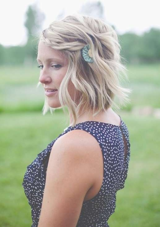36 Chic Bob Hairstyles That Look Amazing On Everyone – Hairstyles Regarding Wedding Updos For Bob Haircuts (View 7 of 15)