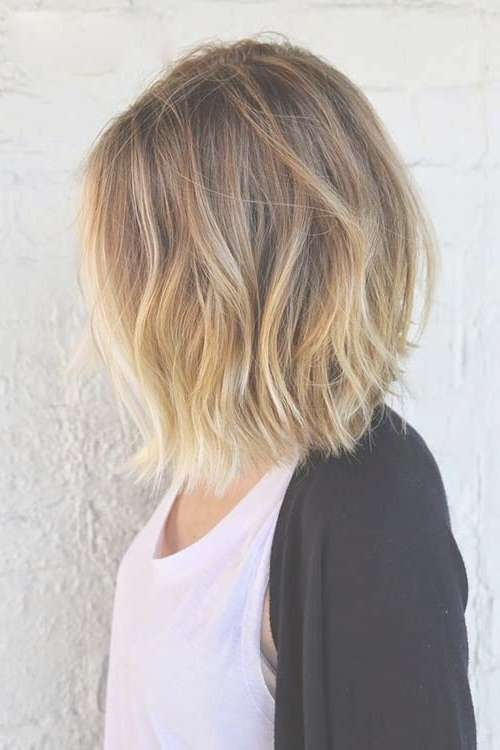 40 Best Bob Hair Color Ideas | Bob Hairstyles 2017 – Short Intended For Bob Haircut Colors (View 2 of 15)
