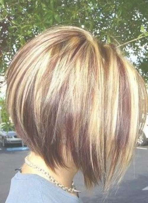 Featured Photo of Hair Colors For Bob Haircuts