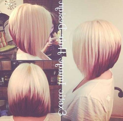 Featured Photo of Bob Haircuts With Color