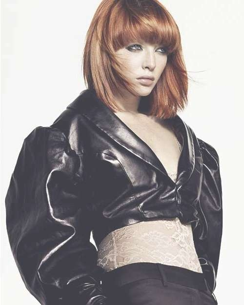 40 Best Bob Haircuts For Women | Bob Hairstyles 2017 – Short In Grunge Bob Haircuts (View 15 of 15)