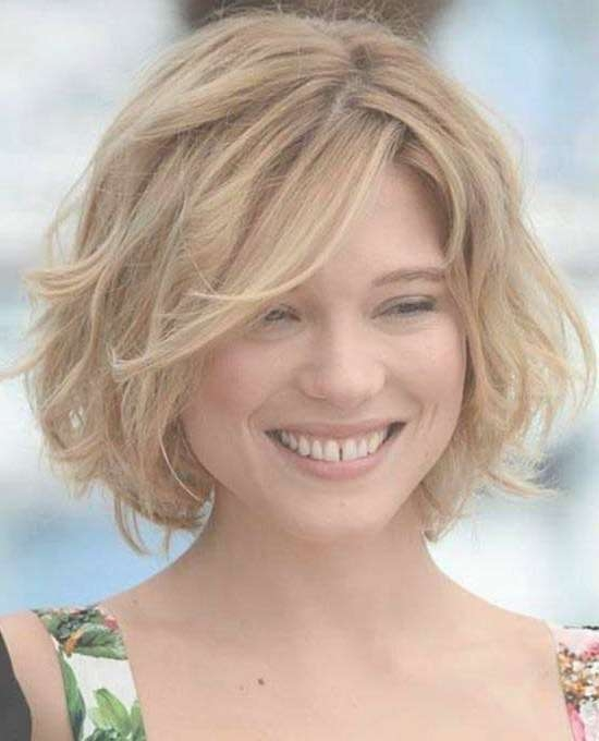 40 Gorgeous Wavy Bob Hairstyles To Inspire You – Beauty Epic With Medium Bob Hairstyles For Wavy Hair (View 2 of 15)