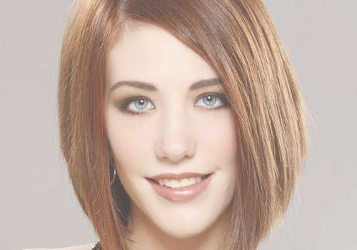 46 Enticing Short Bob Hairstyles For 2013 – Creativefan Pertaining To Bob Hairstyles For Long Face (View 15 of 15)