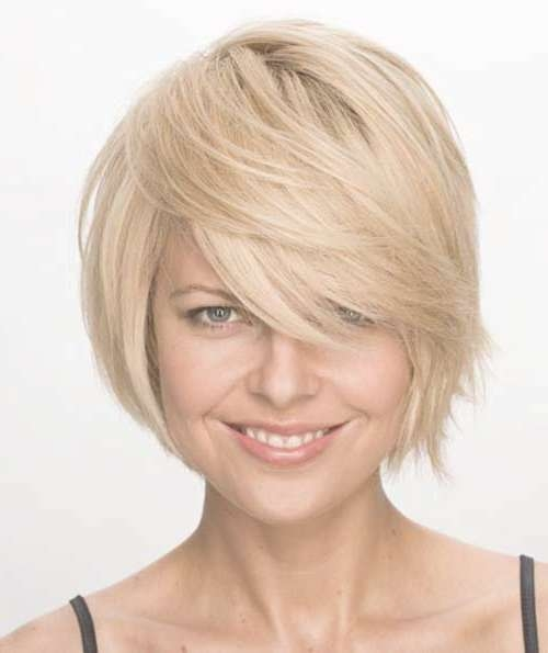5 Short Layered Bob Hairstyles | Layered Bob Hairstyles For Short Hair Pertaining To Cute Layered Bob Hairstyles With Bangs (View 7 of 15)