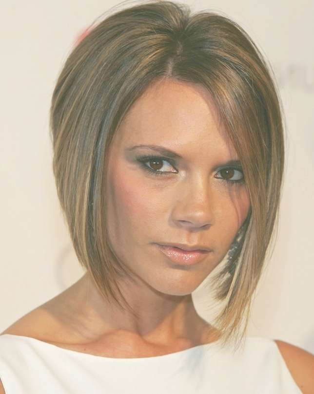 50 Adorable Asymmetrical Bob Hairstyles 2018 – Hottest Bob With Regard To Light Brown Hair Bob Haircuts (View 12 of 15)