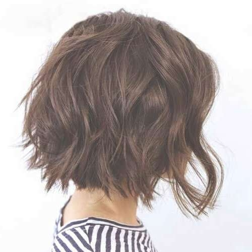 50 Alluring Short Haircuts For Thick Hair | Hair Motive Hair Motive For Bob Haircuts For Thick Wavy Hair (View 12 of 15)