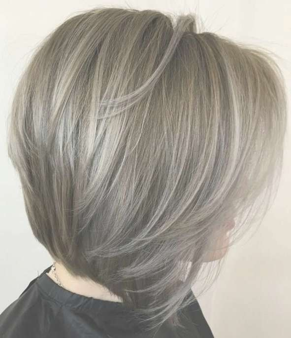 50 Beautiful And Convenient Medium Bob Hairstyles   Ash Brown With Short To Medium Bob Hairstyles (View 8 of 15)