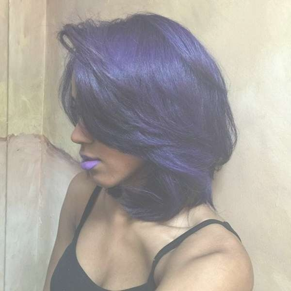 50 Best African American Short Hairstyles: Black Women 2017 Pertaining To Layered Bob Haircuts Black Hair (View 12 of 15)