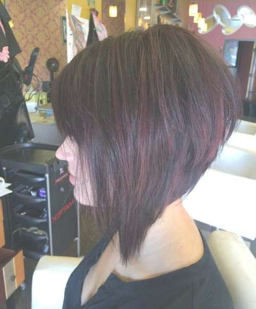50 Fabulous Classy Graduated Bob Hairstyles For Women | Styles Weekly Throughout Graduated Long Bob Haircuts (View 11 of 15)