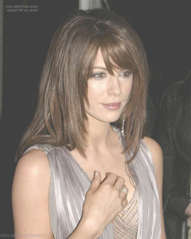 52 Stunning Hairstyles Of Kate Beckinsale For Kate Beckinsale Bob Haircuts (View 12 of 15)