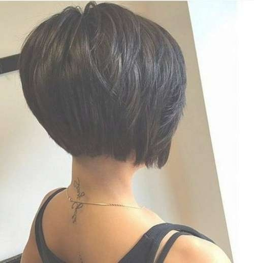 55 Cute Bob Hairstyles For 2017: Find Your Look Inside Chinese Bob Haircuts Styles (View 2 of 15)