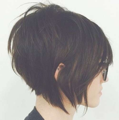 55 Cute Bob Hairstyles For 2017: Find Your Look Intended For Chinese Bob Haircuts Styles (View 12 of 15)
