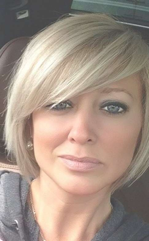 Showing Photos of Short Blonde Bob Hairstyles (View 14 of 15 Photos)