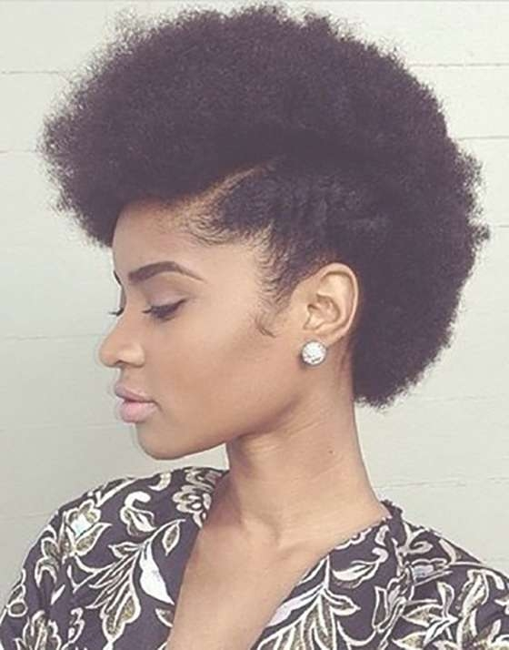 60 Bob Haircuts For Black Women Intended For Afro Bob Haircuts (View 5 of 15)