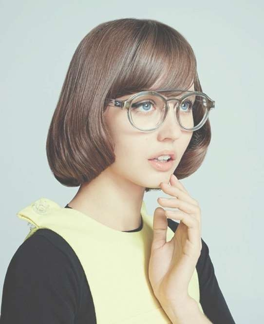 60 Delightful Short Hairstyles For Teen Girls For Bob Haircuts For Teenage Girl (View 2 of 15)